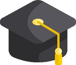 A student cap